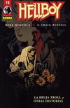 Cover for Hellboy (NORMA Editorial, 2002 series) #12 - La Bruja Troll y Otras Historias