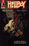 Cover for Hellboy (NORMA Editorial, 2002 series) #12 - La Bruja Troll y Otras Historias