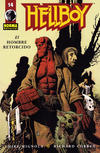 Cover for Hellboy (NORMA Editorial, 2002 series) #14 - El Hombre Retorcido