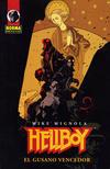Cover for Hellboy (NORMA Editorial, 2002 series) #[5] - El Gusano Vencedor
