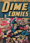 Cover for Dime Comics (Bell Features, 1942 series) #6