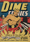 Cover for Dime Comics (Bell Features, 1942 series) #10