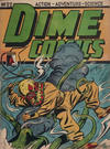 Cover for Dime Comics (Bell Features, 1942 series) #22