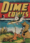 Cover for Dime Comics (Bell Features, 1942 series) #25