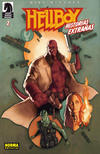 Cover for Hellboy (NORMA Editorial, 2002 series) #9