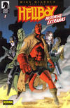 Cover for Hellboy (NORMA Editorial, 2002 series) #8