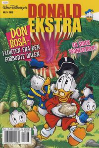 Cover Thumbnail for Donald ekstra (Hjemmet / Egmont, 2011 series) #3/2012
