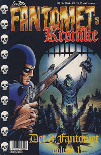 Cover Thumbnail for Fantomets krønike (Semic, 1989 series) #3/1994