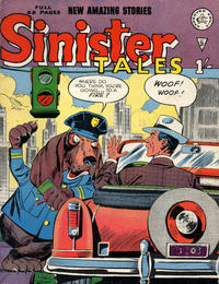 Cover Thumbnail for Sinister Tales (Alan Class, 1964 series) #31