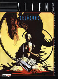 Cover Thumbnail for Aliens (Egmont Ehapa, 1994 series) #3 - Erlösung