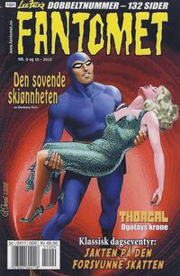 Cover Thumbnail for Fantomet (Hjemmet / Egmont, 1998 series) #9-10/2012