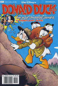 Cover Thumbnail for Donald Duck & Co (Hjemmet / Egmont, 1948 series) #15/2012
