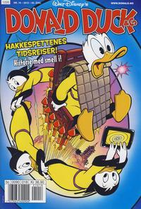 Cover Thumbnail for Donald Duck & Co (Hjemmet / Egmont, 1948 series) #18/2012