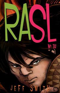Cover Thumbnail for RASL (Cartoon Books, 2008 series) #14