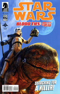 Cover Thumbnail for Star Wars: Blood Ties - Boba Fett is Dead (Dark Horse, 2012 series) #2