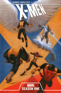 Cover Thumbnail for X-Men: Season One (Marvel, 2012 series)