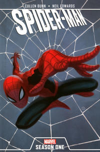 Cover Thumbnail for Spider-Man: Season One (Marvel, 2012 series)