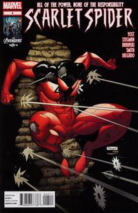 Cover Thumbnail for Scarlet Spider (Marvel, 2012 series) #4