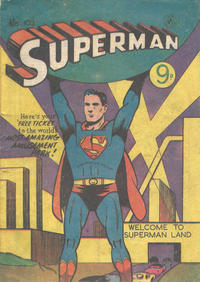 Cover Thumbnail for Superman (K. G. Murray, 1947 series) #103