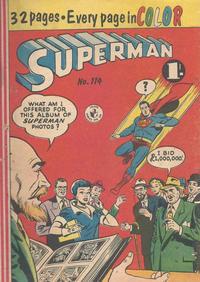 Cover Thumbnail for Superman (K. G. Murray, 1947 series) #114
