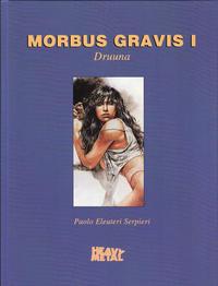 Cover Thumbnail for Morbus Gravis (Heavy Metal, 1993 ? series) #1