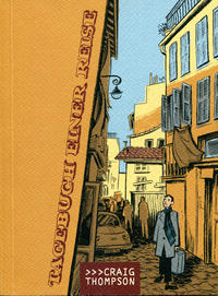 Cover Thumbnail for Tagebuch einer Reise (Reprodukt, 2005 series)