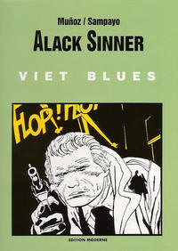 Cover Thumbnail for Alack Sinner (Edition Moderne, 1989 series) #1 - Viet Blues