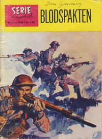 Cover Thumbnail for Seriemagasinet (Serieforlaget / Se-Bladene / Stabenfeldt, 1951 series) #12/1968