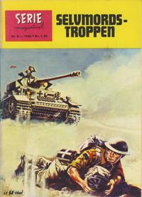 Cover Thumbnail for Seriemagasinet (Serieforlaget / Se-Bladene / Stabenfeldt, 1951 series) #8/1968