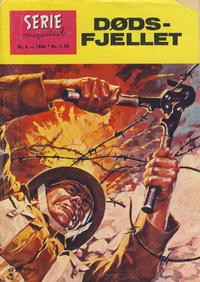 Cover Thumbnail for Seriemagasinet (Serieforlaget / Se-Bladene / Stabenfeldt, 1951 series) #6/1968