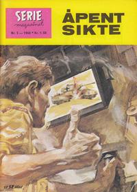 Cover Thumbnail for Seriemagasinet (Serieforlaget / Se-Bladene / Stabenfeldt, 1951 series) #3/1968