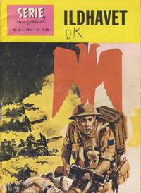 Cover Thumbnail for Seriemagasinet (Serieforlaget / Se-Bladene / Stabenfeldt, 1951 series) #2/1968