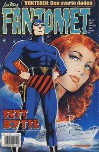 Cover Thumbnail for Fantomet (Semic, 1976 series) #20/1997
