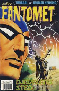 Cover Thumbnail for Fantomet (Semic, 1976 series) #21/1997