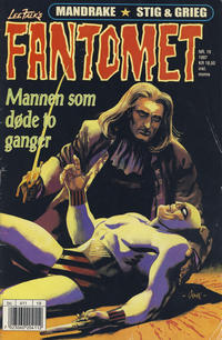 Cover Thumbnail for Fantomet (Semic, 1976 series) #19/1997
