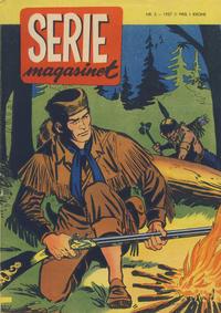 Cover Thumbnail for Seriemagasinet (Serieforlaget / Se-Bladene / Stabenfeldt, 1951 series) #2/1957