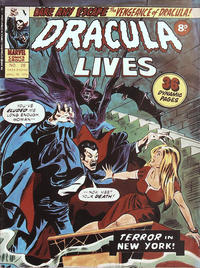 Cover Thumbnail for Dracula Lives (Marvel UK, 1974 series) #26