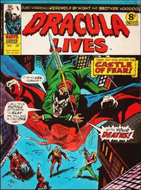 Cover Thumbnail for Dracula Lives (Marvel UK, 1974 series) #29