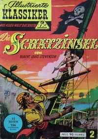 Cover Thumbnail for Illustrierte Klassiker [Classics Illustrated] (Rudl Verlag, 1952 series) #2 - Die Schatzinsel
