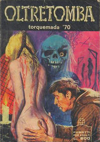 Cover for Oltretomba (Ediperiodici, 1971 series) #60
