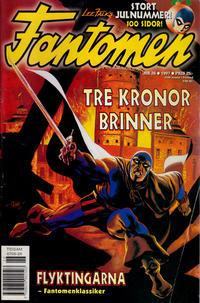 Cover Thumbnail for Fantomen (Egmont, 1997 series) #26/1997