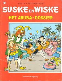 Cover Thumbnail for Suske en Wiske (Standaard Uitgeverij, 1967 series) #241 - Het Aruba-dossier [herdruk uit 2005]