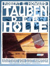 Cover Thumbnail for Feest Graphic Novel (Egmont Ehapa, 1992 series) #3 - Tauben der Hölle