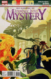 Cover Thumbnail for Journey into Mystery (Marvel, 2011 series) #637