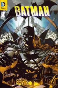 Cover Thumbnail for Batman (Panini Deutschland, 2012 series) #1 (66) [Variant-Cover A]