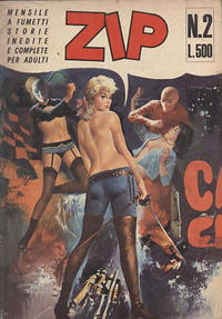 Cover Thumbnail for Zip (Ediperiodici, 1969 series) #2