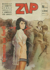 Cover Thumbnail for Zip (Ediperiodici, 1969 series) #23