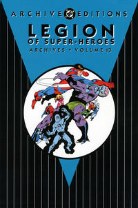 Cover Thumbnail for The Legion of Super-Heroes Archives (DC, 1991 series) #13