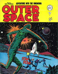 Cover Thumbnail for Outer Space (Alan Class, 1961 ? series) #7