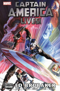 Cover Thumbnail for Captain America Lives! Omnibus (Marvel, 2011 series)
